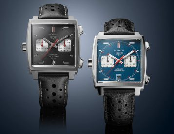 Tag Heuer Introduces Limited Monaco 2009-2019