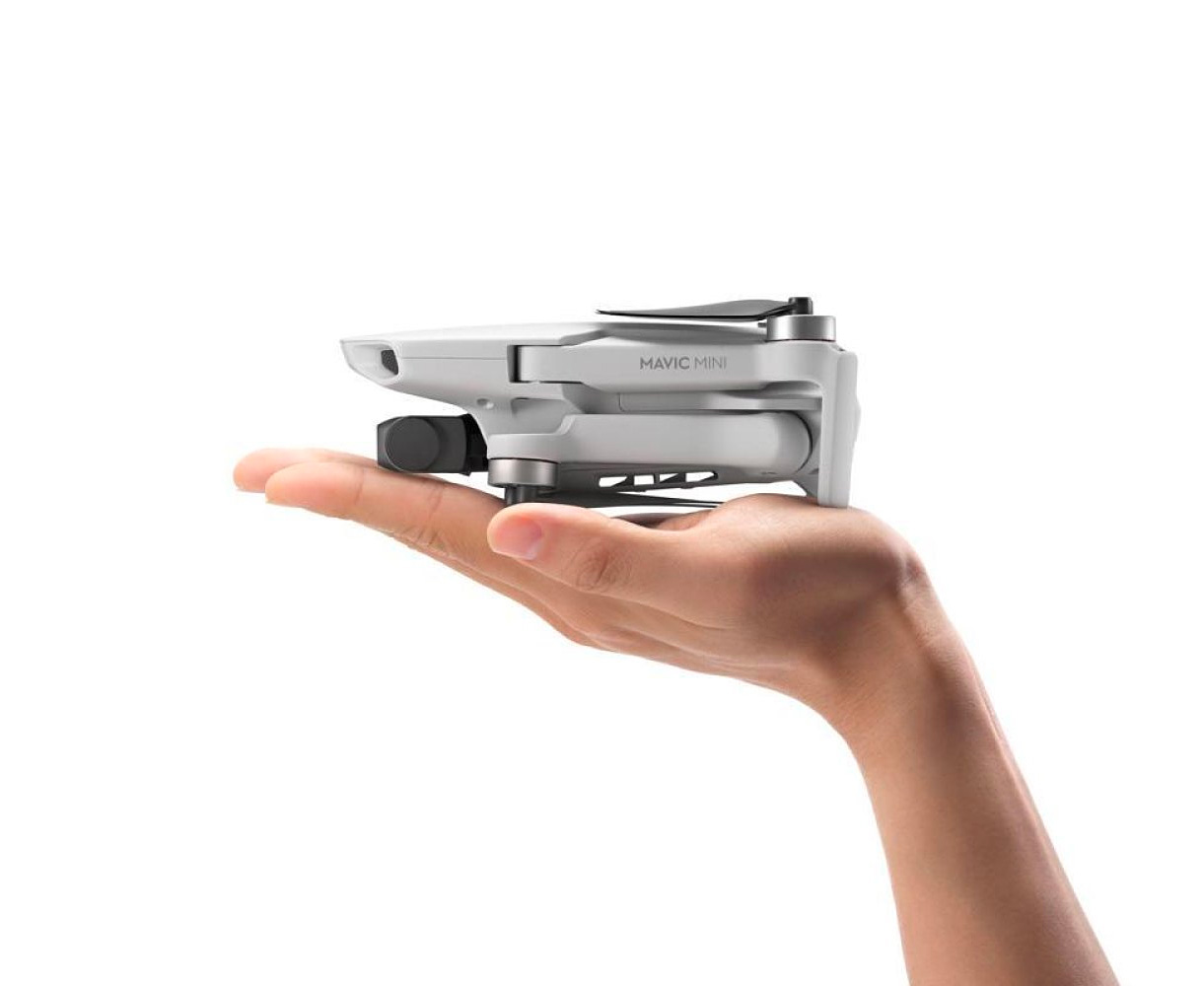 DJI's Mavic Mini is So Small it Flies Under the FAA's Radar at werd.com