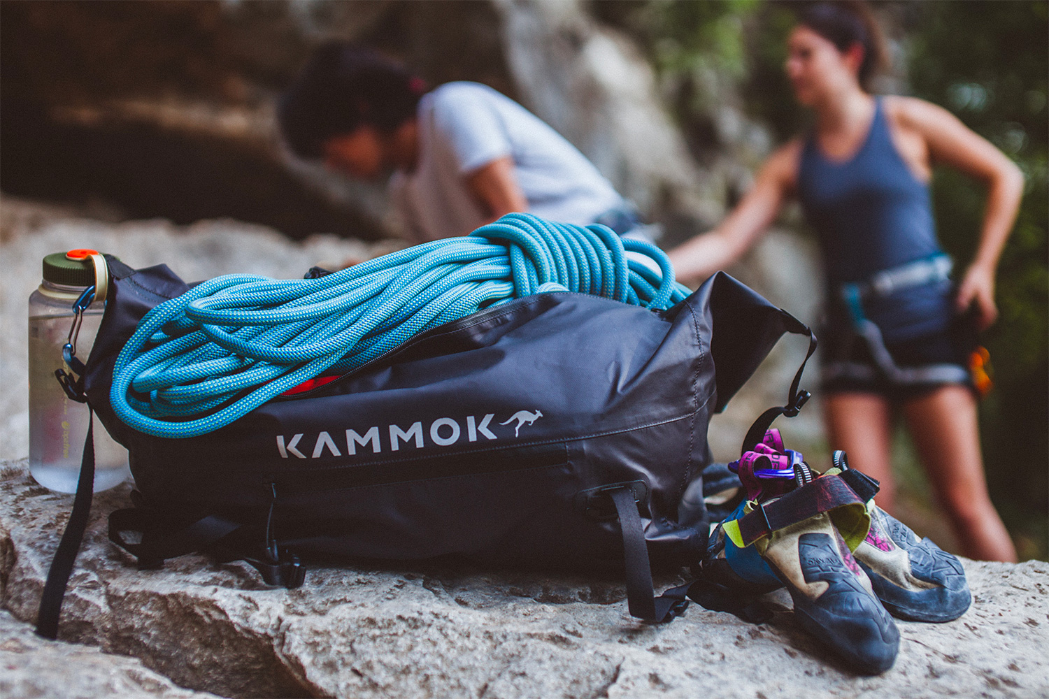 Kammok Expands Its Offerings with the Burro Backpack & Duffle at werd.com