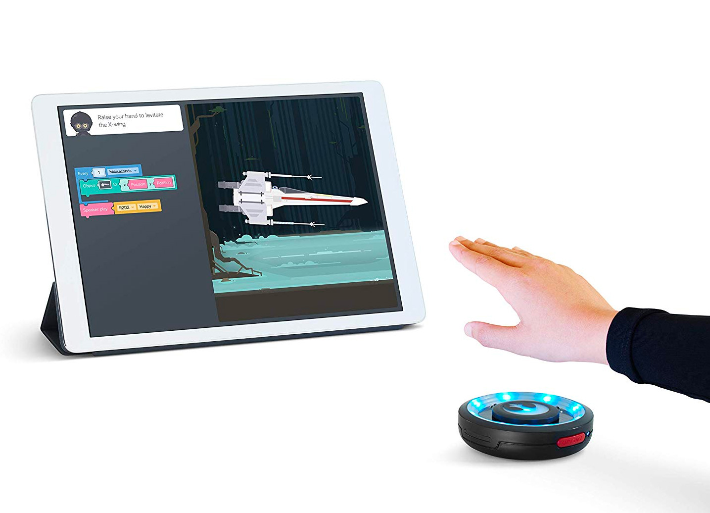 Become a Coding Jedi with Kano's <i>Star Wars</i> The Force Coding Kit at werd.com
