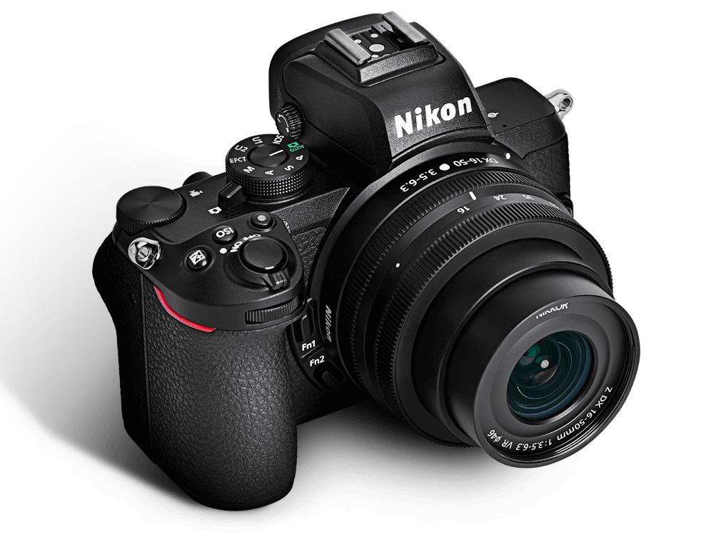 Nikon Introduces Z 50 Compact Camera at werd.com