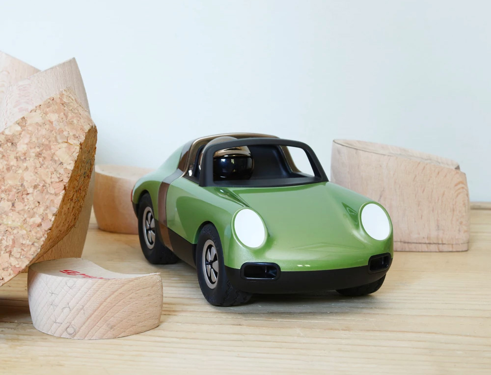 Playforever has a Budget-Friendly Porsche You Can Park Anywhere at werd.com