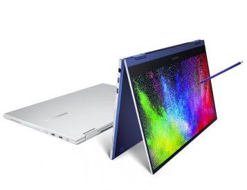 Samsung Unveils Fresh Galaxy Book Laptops
