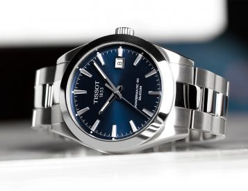 Tissot Introduces a Gentleman with Impeccable Taste