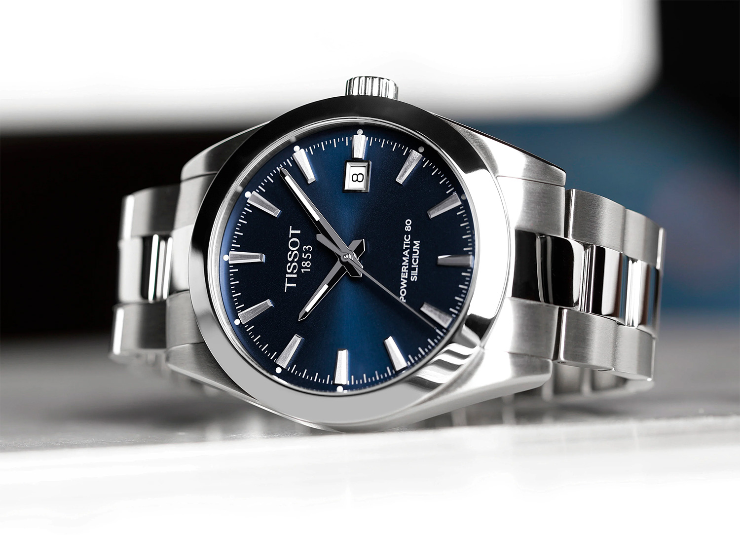 Tissot Introduces a Gentleman with Impeccable Taste at werd.com