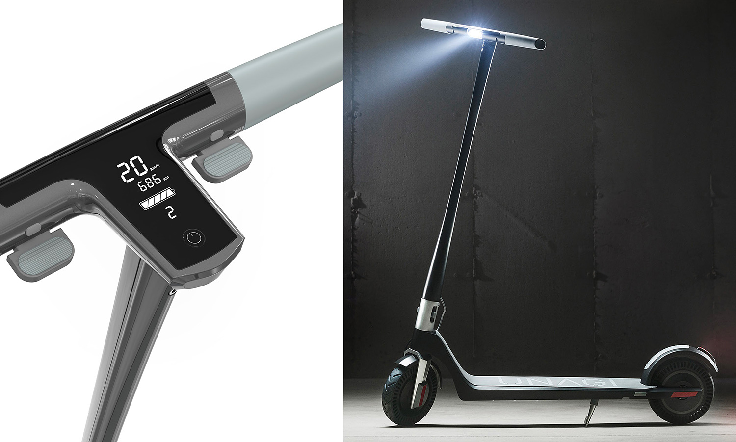 The Unagi Scooter is So Sweet You Might Just Buy One at werd.com