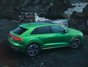 Audi Rolls Out 2020 RS Q8