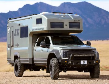 The EarthRoamer LTi is the Ultimate Overland RV