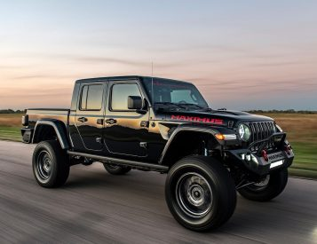 Hennessey's Latest Jeep is a 1000-Horse Gladiator