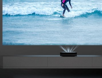 This 4K Projector has the Shortest Throw Rate Of All