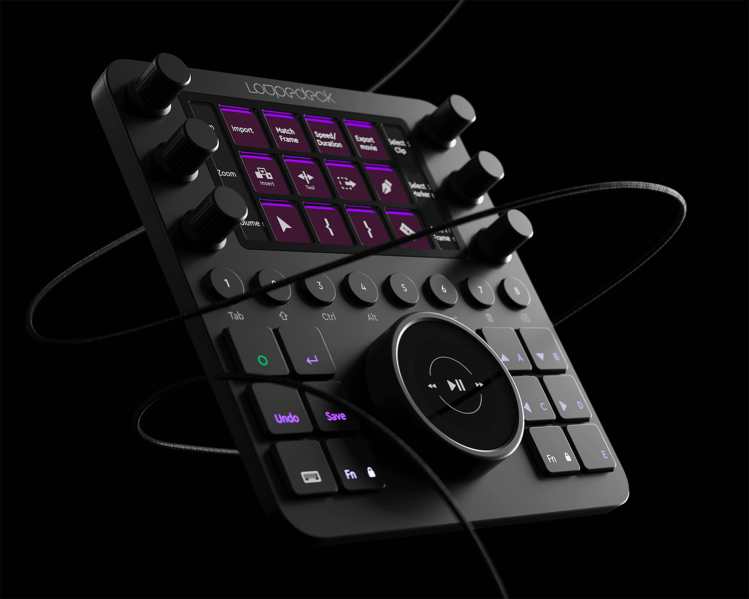 Streamline Your Creative Workflow with Loupedeck CT at werd.com