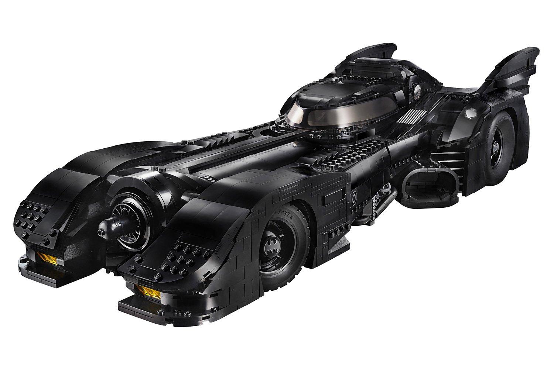 Tim Burton's <i>Batman</i> Celebrates 30 with a Lego Batmobile at werd.com