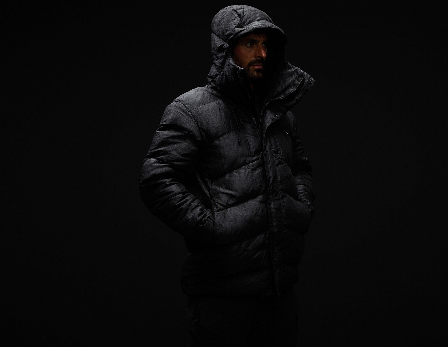 Vollebak Introduces -40º Indestructible Puffer Jacket at werd.com
