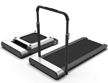 WalkingPad R1 Pro is a Smart, Space-Saving Treadmill