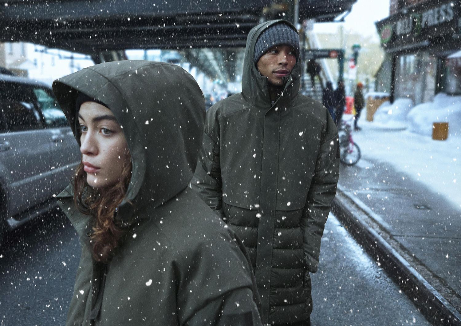 adidas Outdoor Introduces Goose Down Urban Insulator at werd.com