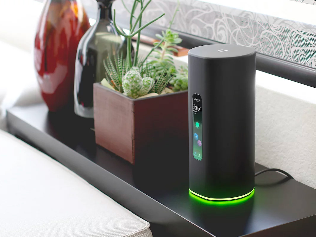 The AmpliFi Alien Router Gives You a Gig at werd.com