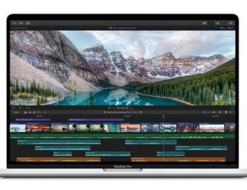 Apple Unveils Super-Sharp 16-Inch MacBook Pro