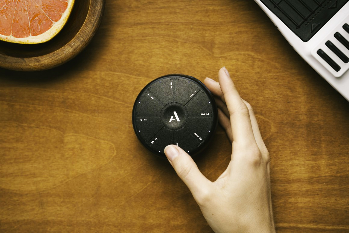 Artiphon's Orba Puts Endless Sounds in The Palm of Your Hand at werd.com