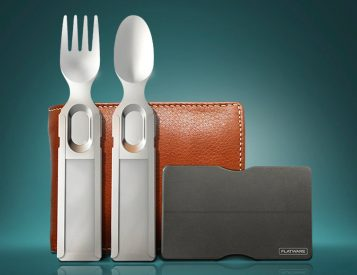 GoSun Flatware Helps You Kick Plastic to the Curb
