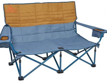You Two Relax: Kelty's Low Loveseat