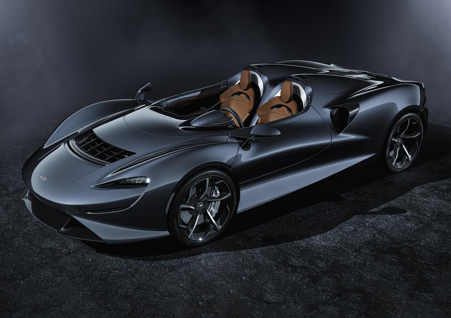The McLaren Elva Goes Topless with 800-Horses at werd.com