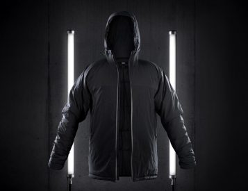 This Jacket is Just Rhite for a Cold, Wet Winter