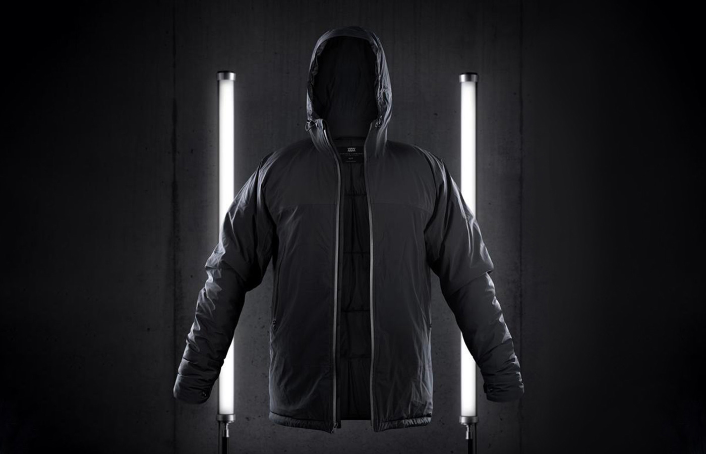 This Jacket is Just Rhite for a Cold, Wet Winter at werd.com