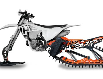 This Kit Turns Your Motocross Bike into a Snow-Mo