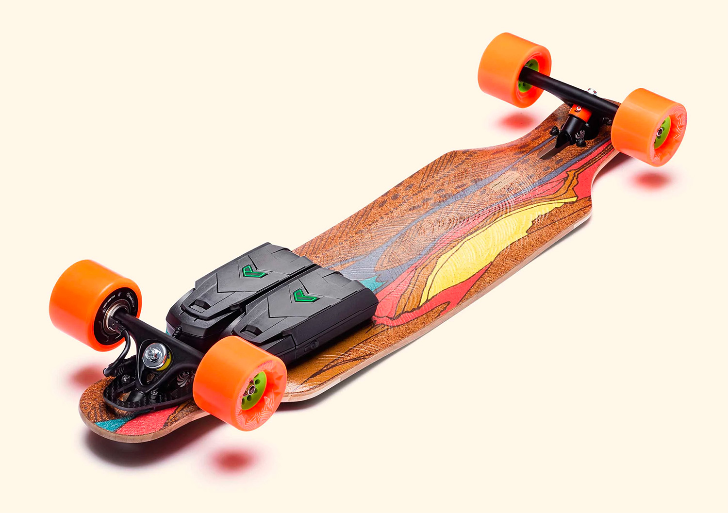 Convert Your Skate into an Electric Vehicle with Unlimited x Loaded at werd.com