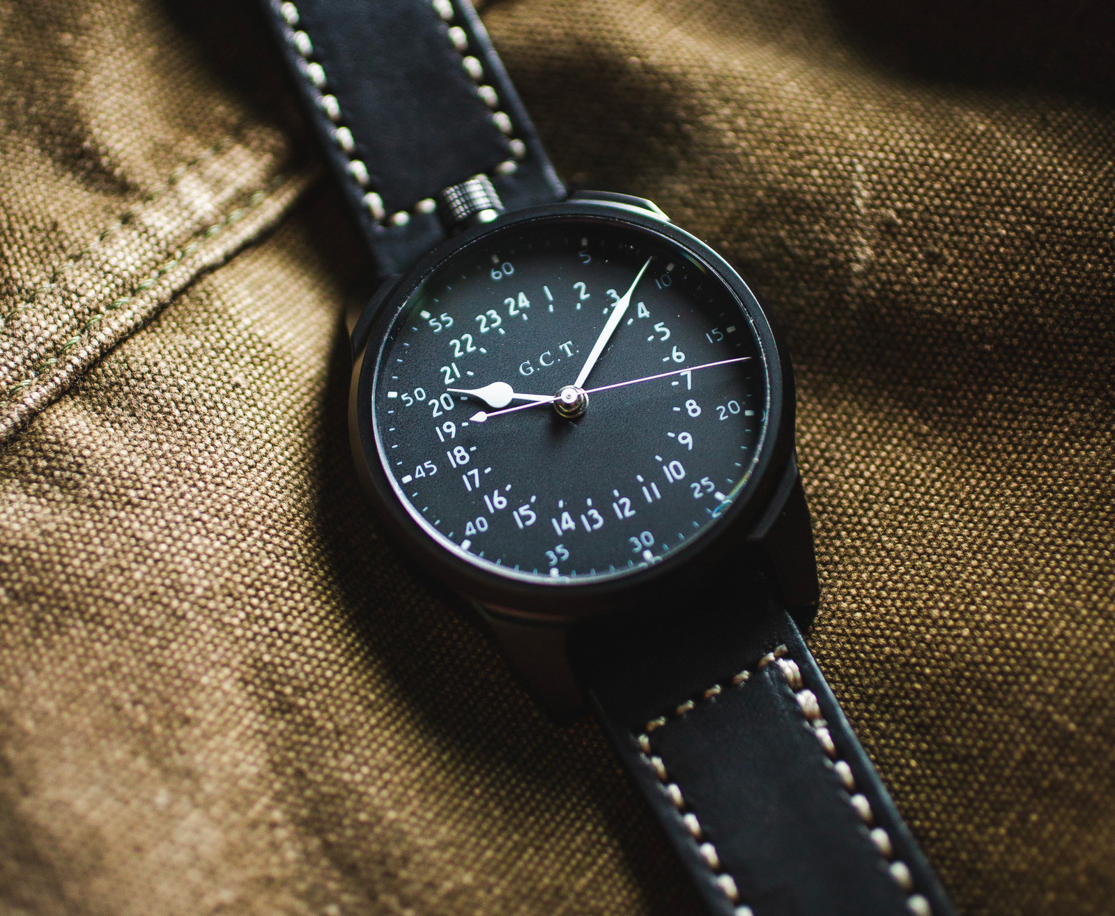 The Vortic Military Edition is a Veteran Time Teller at werd.com