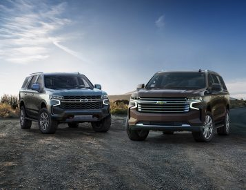 Chevy Suburban & Tahoe Updated with OTA for 2021