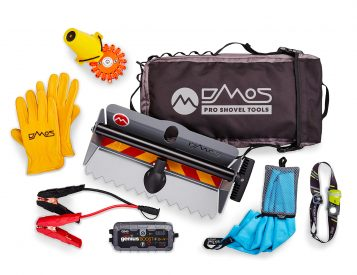 This Roadside Emergency Kit from DMOS Gets You Back On Track