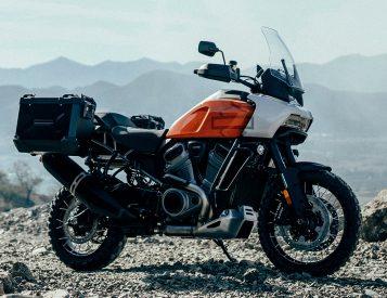Harley-Davidson Rolls Out Pan America Adventure Bike