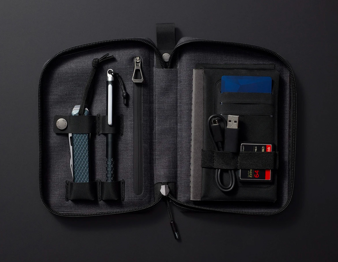 The James Brand & Aether Teamed Up To Create a Limited EDC Case at werd.com