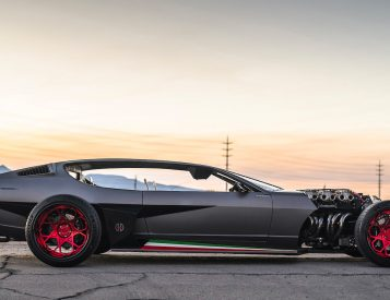 Kick Off the New Year with Your Very Own Lamborghini Rat Rod