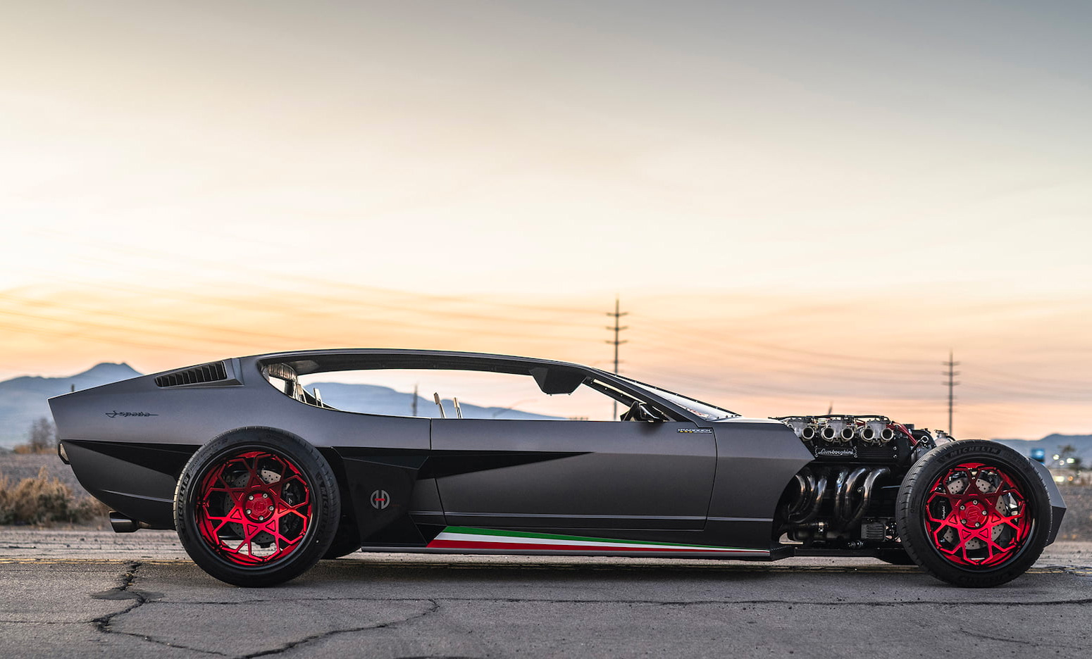 Kick Off the New Year with Your Very Own Lamborghini Rat Rod at werd.com