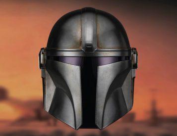 Get Your Head Inside an Officially Licensed <i>Mandalorian</i> Helmet
