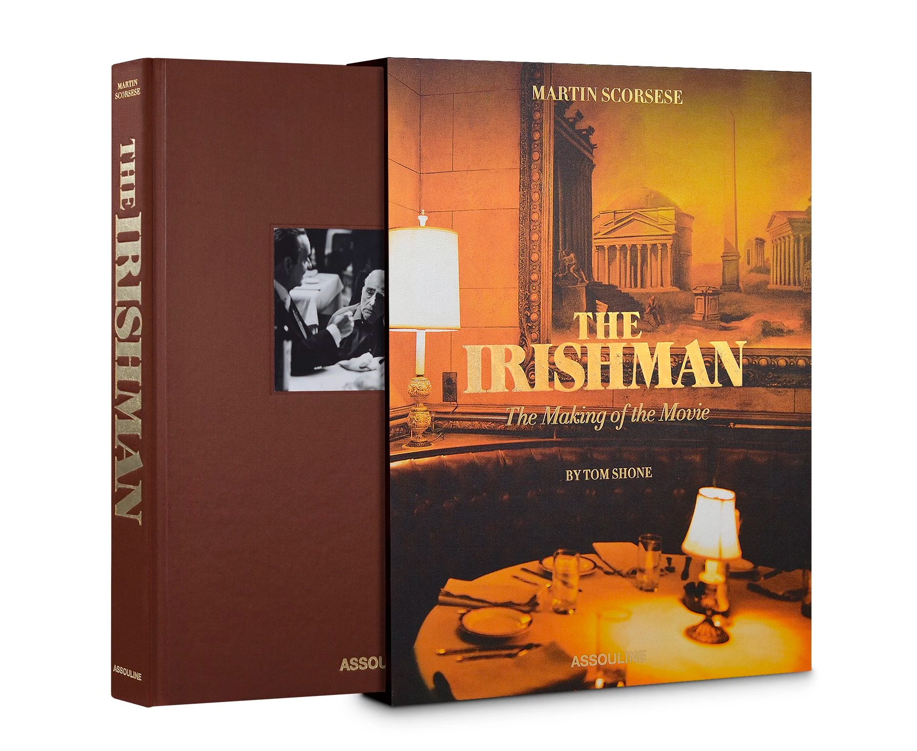 The Irishman: The Making Of The Movie at werd.com
