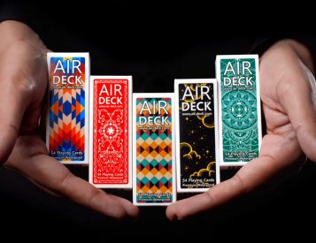 AirDeck 3.0 Playing Cards: The Same But Better