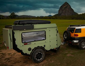 Australian Off-Road Introduces Compact Sierra Camper