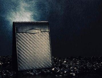 Coldfire Wallets Put Carbon Fiber In Your Pants