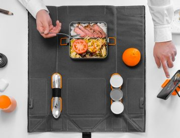 Foldeat Makes Mobile Mealtime A Picnic