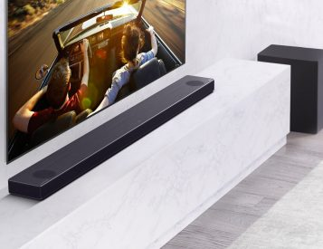 LG Introduces AI-Powered Soundbars