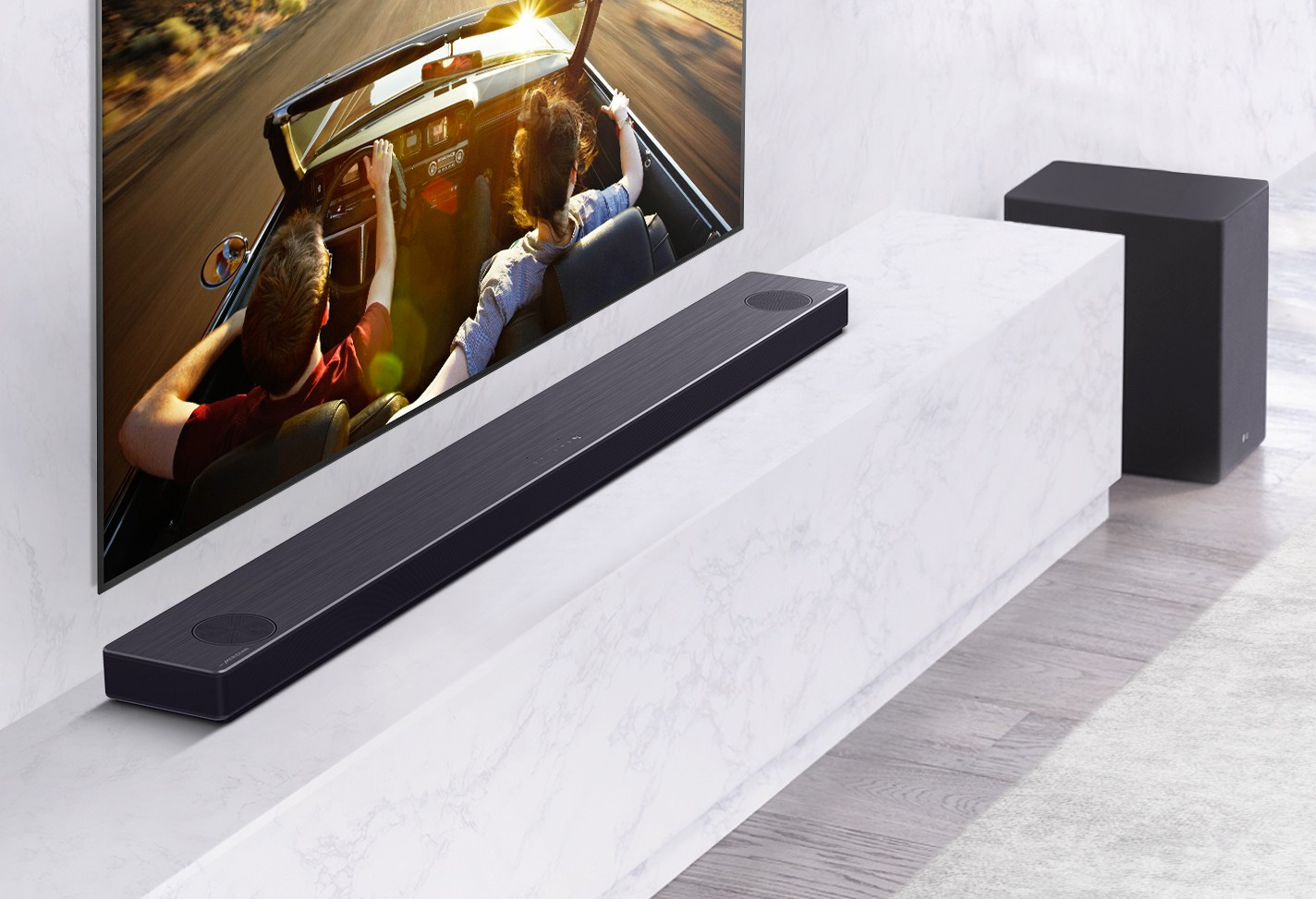 LG Introduces AI-Powered Soundbars at werd.com