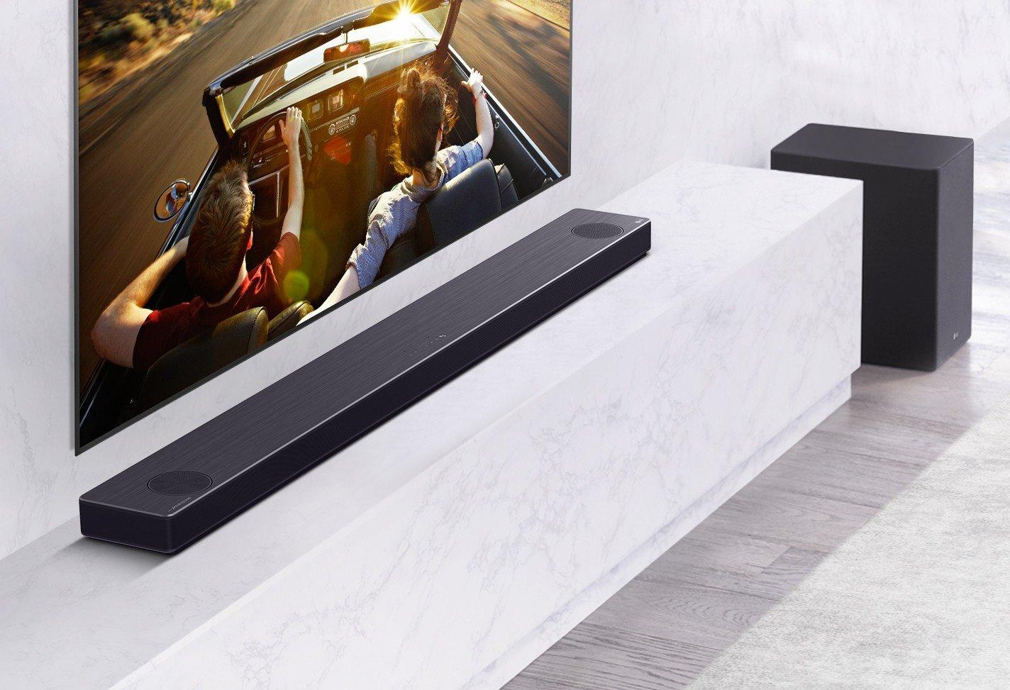 LG Introduces AI-Powered Soundbars at werd.com