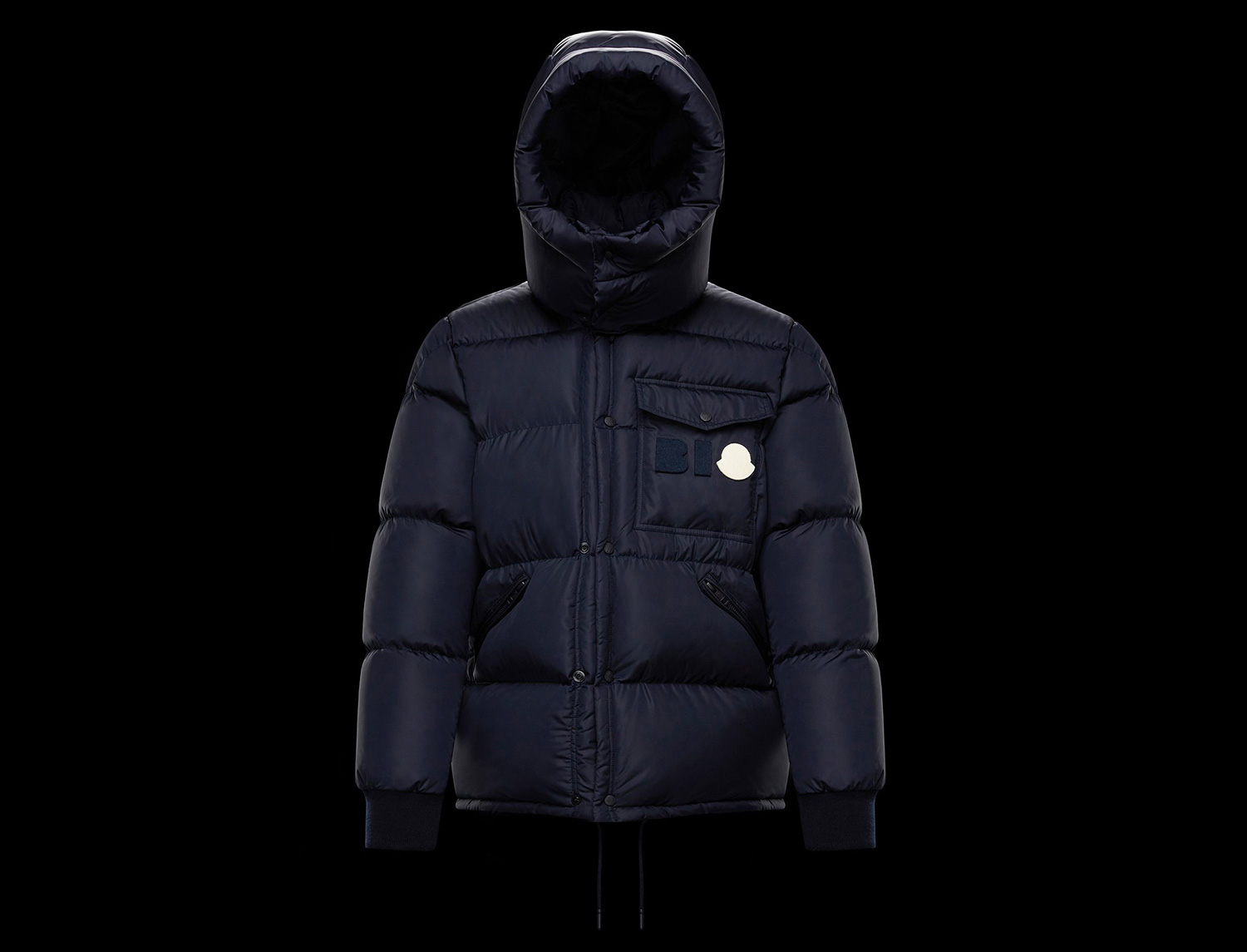 Moncler Introduces Bio-Based Trefort Jacket at werd.com