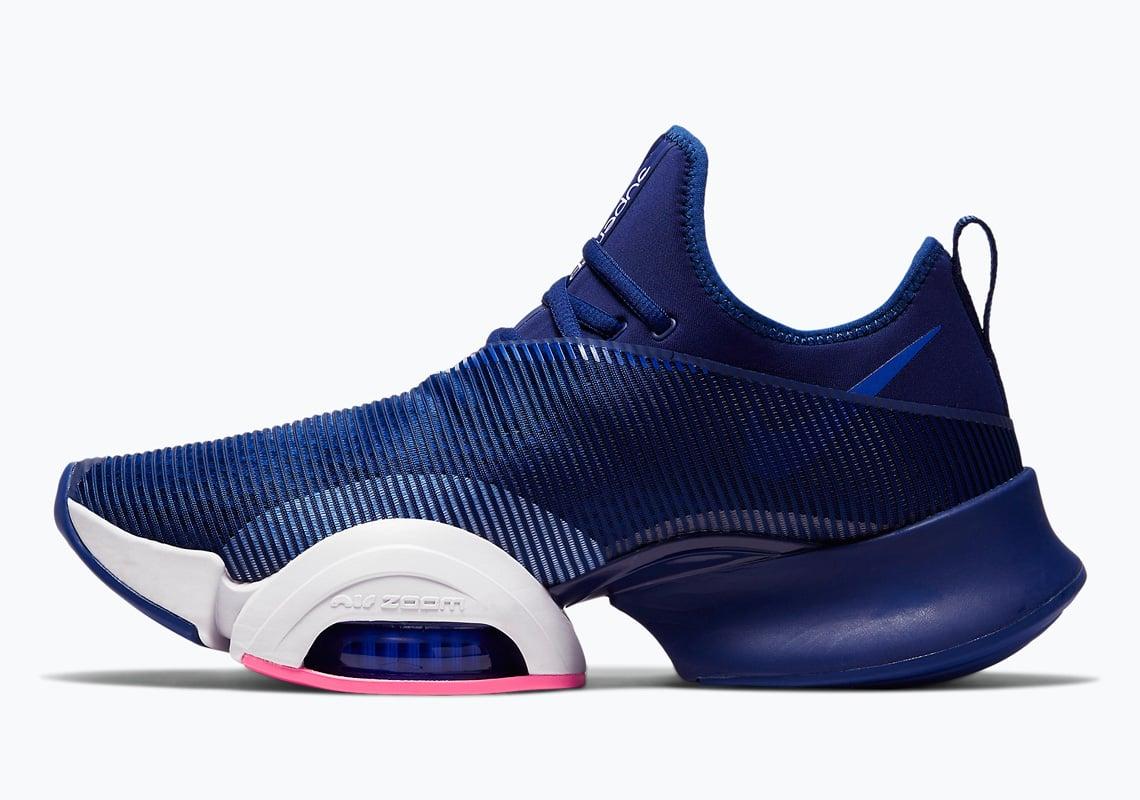 Nike Introduces Training-Focused, Zoom-Loaded SuperRep Shoe at werd.com