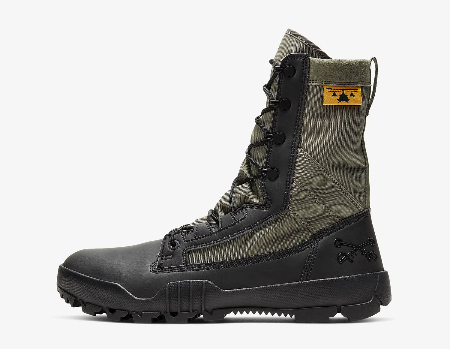 Nike Salutes the US Army with the SFB Jungle WP Tactical Boot at werd.com