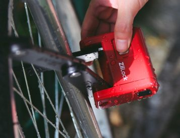 Ziilock Protects Your Bike with Smarts & Strength