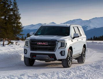 GMC Unveils Bigger, Badder 2021 Yukon
